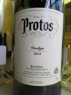Bodegas Protos Verdejo 2014 - DO Rueda, Spain (88 pts)
