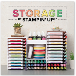 NEW STAMPIN' STORAGE
