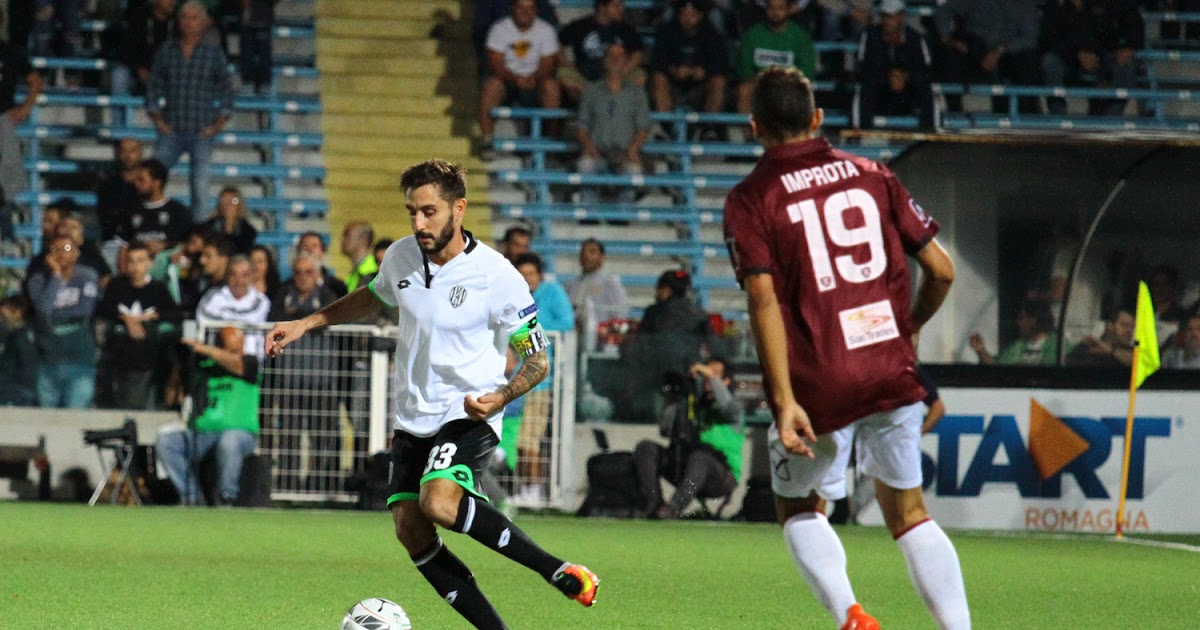 Cesena - Salernitana 0-0 5° giornata Serie B 16/17