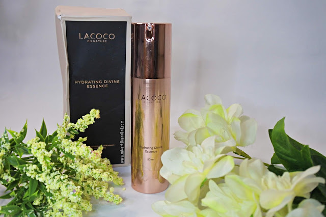 Skincare Lokal Lacoco Hydrating Divine Essence Review
