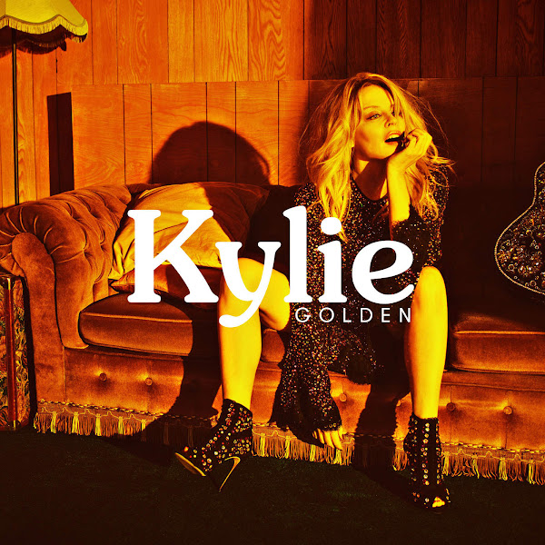 Kylie Minogue - Raining Glitter - Single Cover