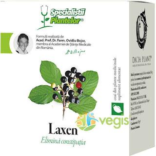 Ceaiul Laxen te ajuta sa scapi de constipatie si probleme intestinale