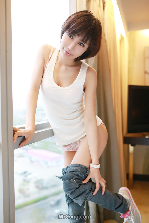 MyGirl No.040: Model Zhang Zi Yuan (张梓瑗) (41P)