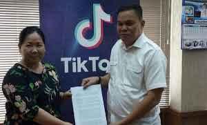 Diskominfo jalin Kerjasama dengan Tik Tok Untuk Promosikan Palembang