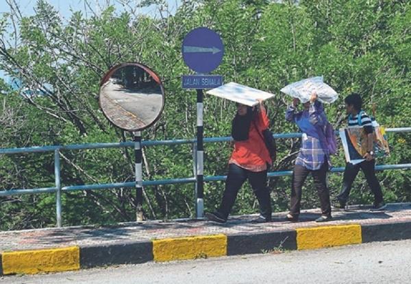Cuaca Panas Melampau, Dua Kes Terbaru Strok Haba Dilapor Berlaku!