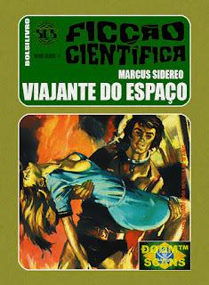bolsilivro sos ficção científica cedibra série verde marcus sidereo viajante do espaço
