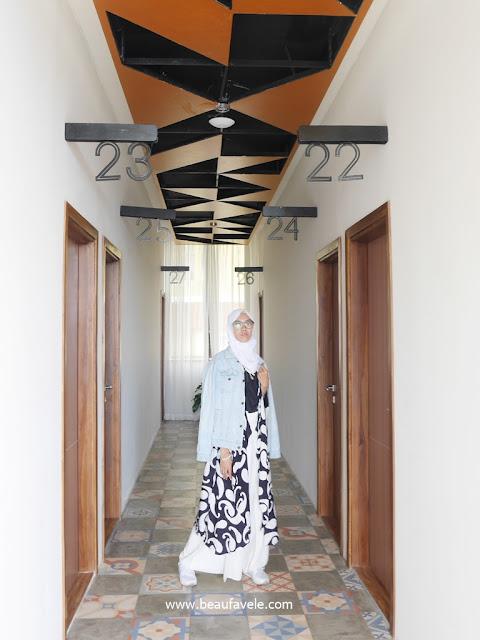 Kamar di lantai 2