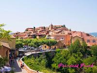 南法紅色山城-Roussillon