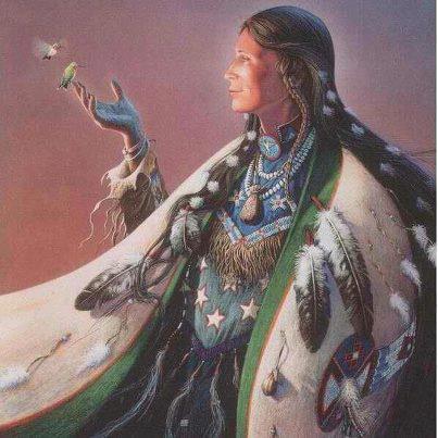 Creek Lady Healer: SHAMAN HEALING - WALKING THE WAY OF THE