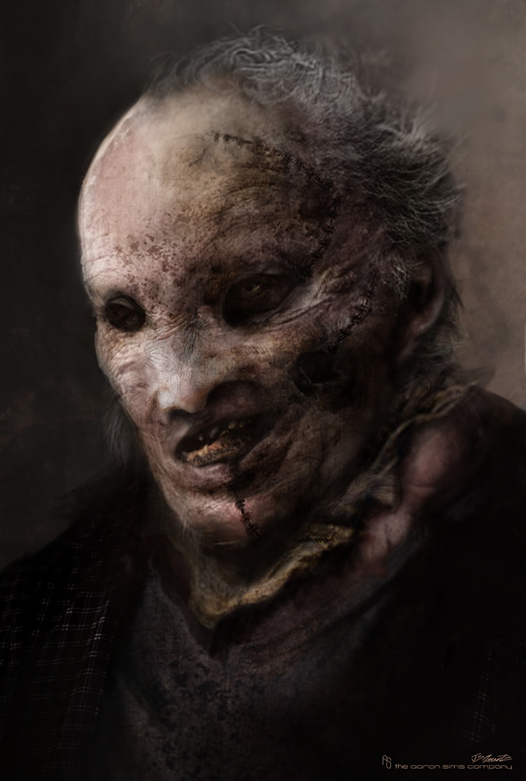 See What Leatherface Could Have Looked Like In TEXAS ...