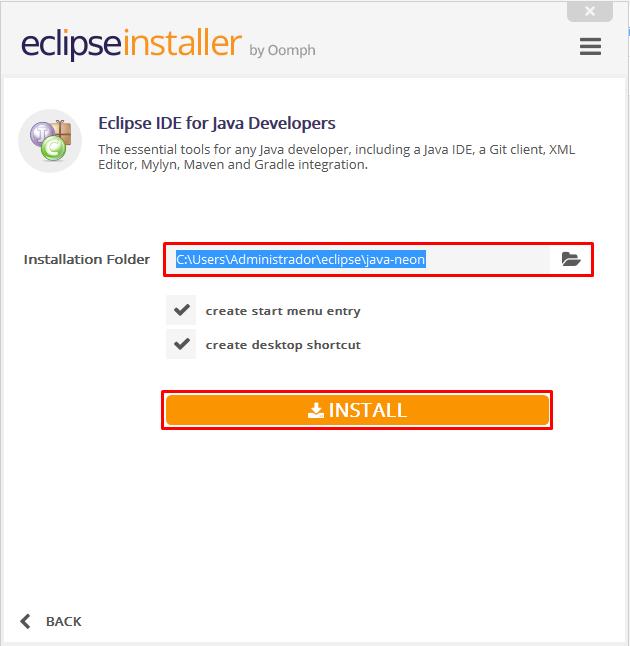 Eclipse ide download