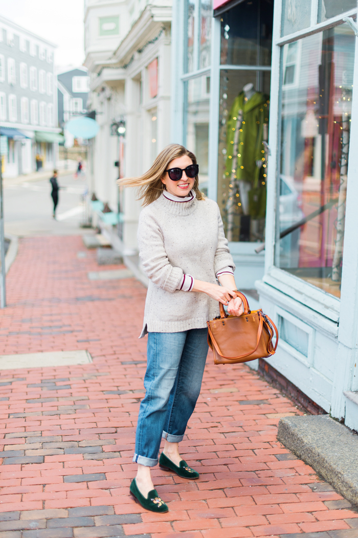 what to wear in boston in spring