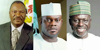 Bello recover looted resources past governors