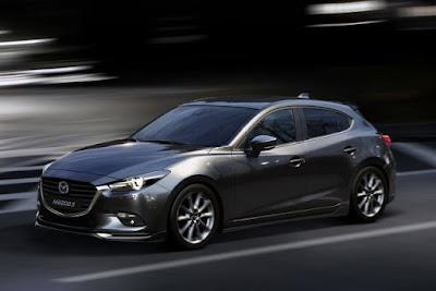 Modifiche ulteriori per Mazda 3