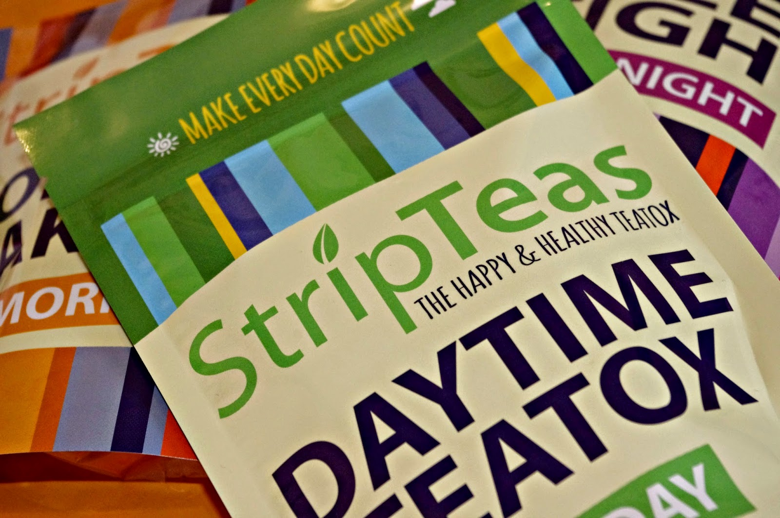 Stripteas Sachets