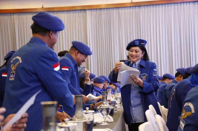 Ani Yudhoyono Tak Sebut Prabowo dalam Ucapan Terima Kasih, Ini Penjelasan PD