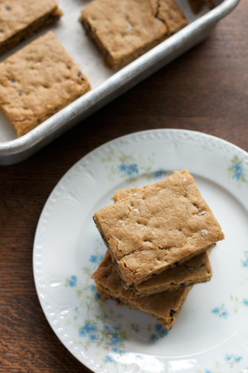 Quinoa-Cacao Blondies    A Less Processed Life