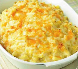 Mac 'N' Cheese recipe