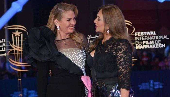 لهذه الأسباب غادرت يسرا وليلى علوي مهرجان مراكش الدولي للفيلم