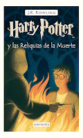 harry potter reliquias muerte rowling