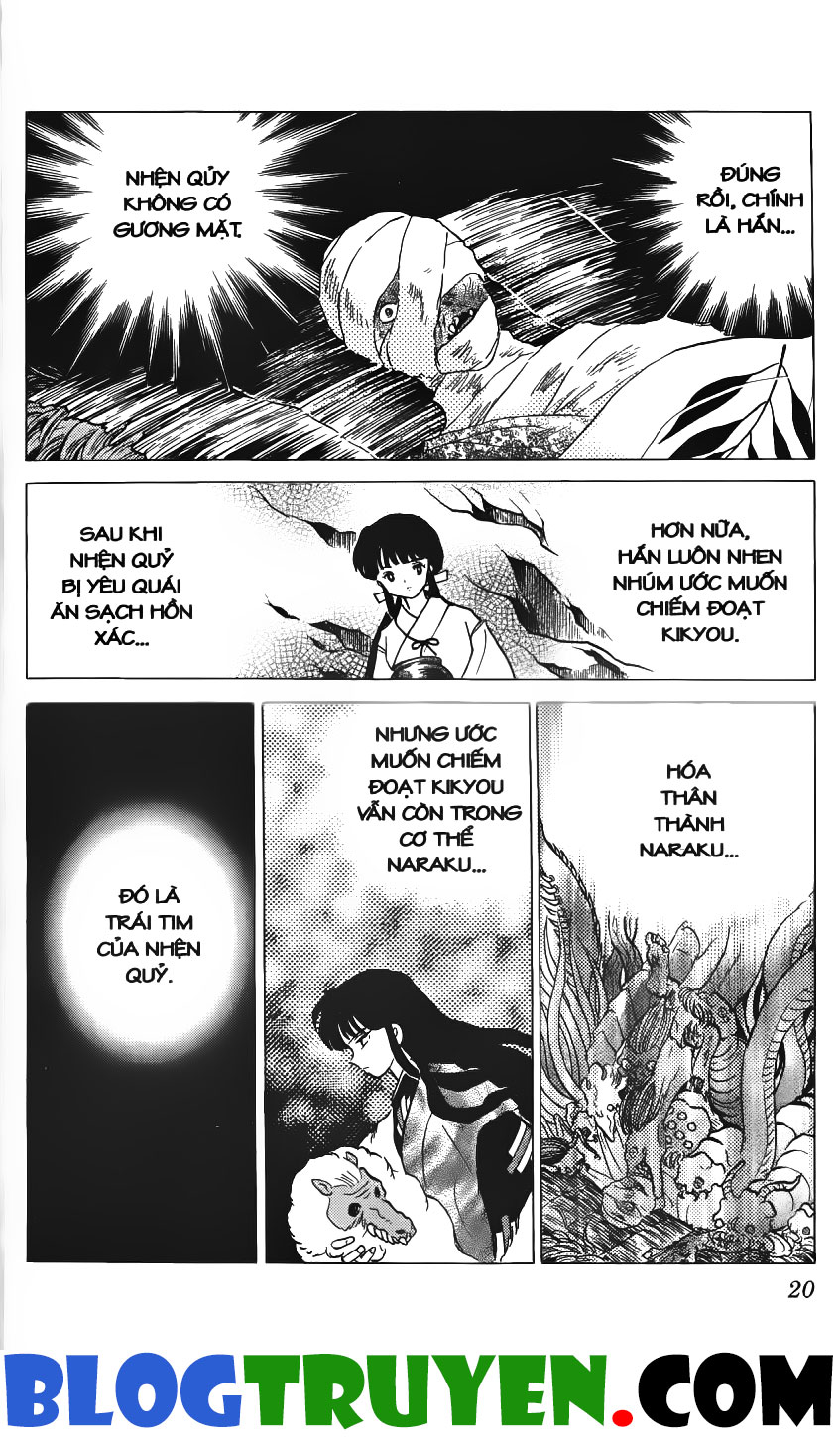 Inuyasha vol 22.1 trang 18