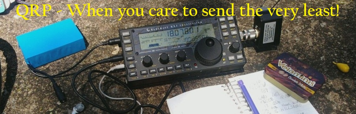W2LJ QRP  -  When you care to send the very least!