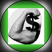 frugal fitness logo marketing fit business