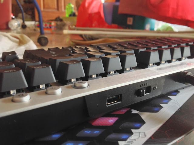 Corsair Vengeance Series Mechanical Keyboard Round Up 187