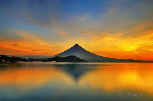 Magnificent Mayon