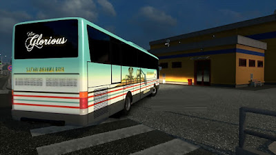 Download Mod Bus Ets2 VANHOOL Adiputro