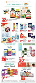 Rexall Canada Flyer February 9 - 14, 2018