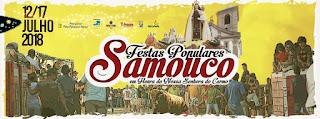 Programa Festas Populares no Samouco 2018
