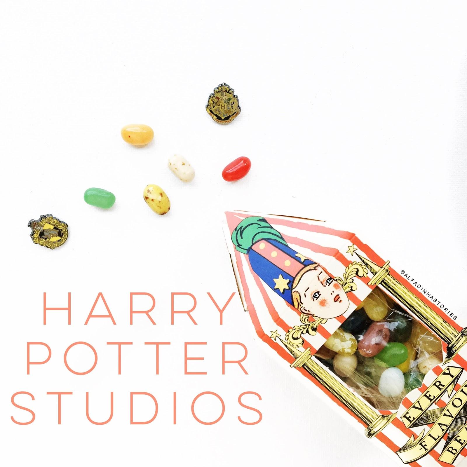 Harry Potter Studio Tour – part 1
