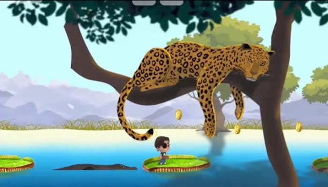 Professor de MT cria jogo para computador ambientado no Pantanal.