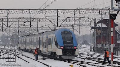 EN76-002 na stacji Katowice