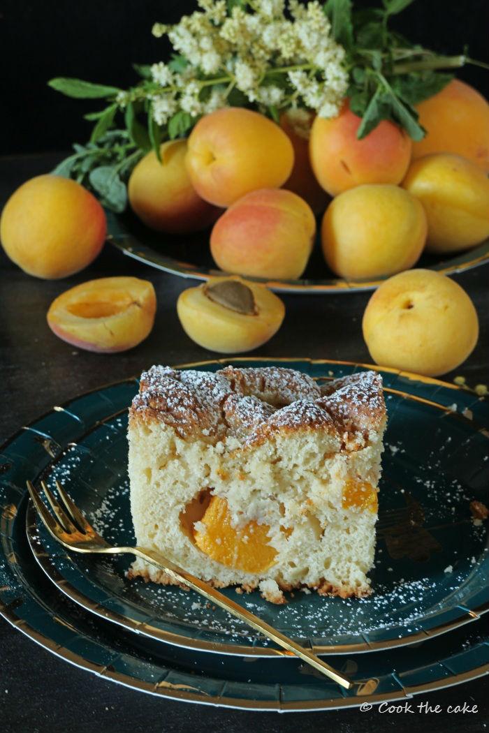 pastel-de-yogur-y-albaricoque, yogur-and-apricot-cake