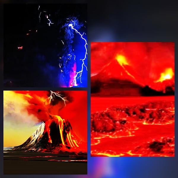 ¿Que Pasaría Si Todos Los Volcanes hicieran Erupción Al Mismo Tiempo?