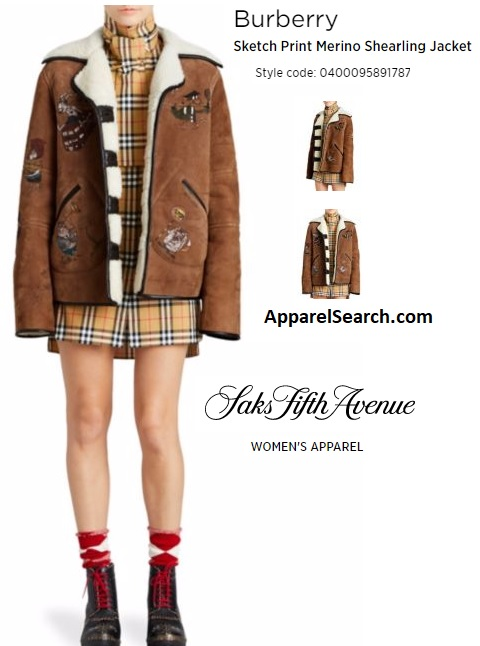 Women's Burberry Jacket