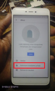 cara atasi lua email verifikasi xiaomi redmi 6a