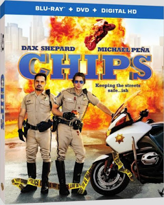 Chips 2017 Eng BRRip 480p 300mb ESub hollywood movie Chips 2017 and Chips 2017 brrip hd rip dvd rip web rip 300mb 480p compressed small size free download or watch online at world4ufree.ws