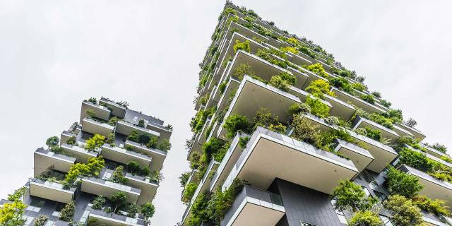 Global Warming and Green Buildings