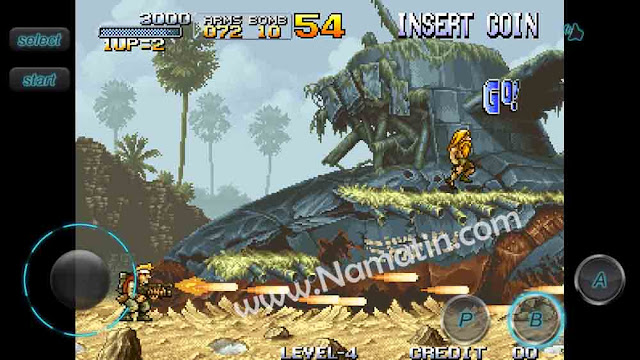 metal slug 1 android