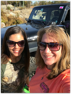 Jeep Moms Off Road at Rausch Creek