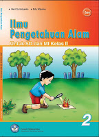 Free Ebook Ilmu Pengetahuan Alam Untuk SD dan MI Kelas 2