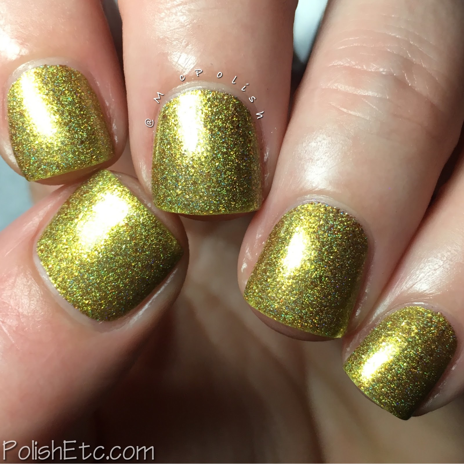 Lollipop Posse Lacquer - Women of Words Collection - McPolish - Courage, Dear Heart