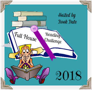 Full House Reading Challenge 2018 banner