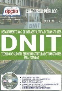 Download Apostila Concurso DNIT 2019 PDF