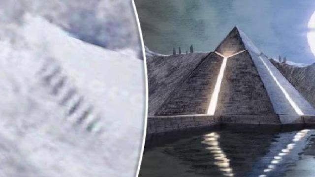 Mysterious Antarctican Pyramids Can Rewrite Human History