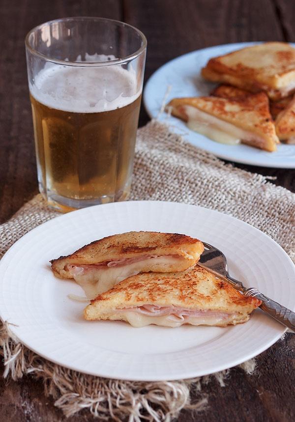 Toast Alla Francese