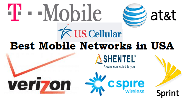 Best Mobile Networks in USA